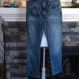 Levi men's 514 straight fit jeans 👖 33/30